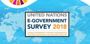 Cool visualization: 2018 UN e-Gov Ranking