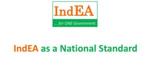 ONE Government approach in delivering e-Gov Services through Agile India Enterprise Architecture (IndEA)