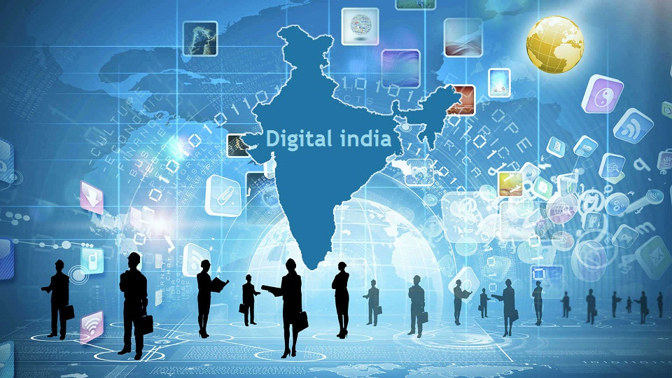 Vision of Digital India Programme